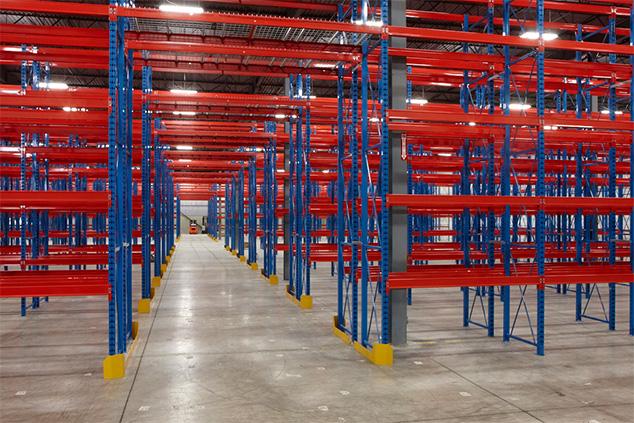 Contact metal fabrication company for racks: