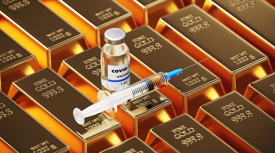 Buying gold bullion in 2021