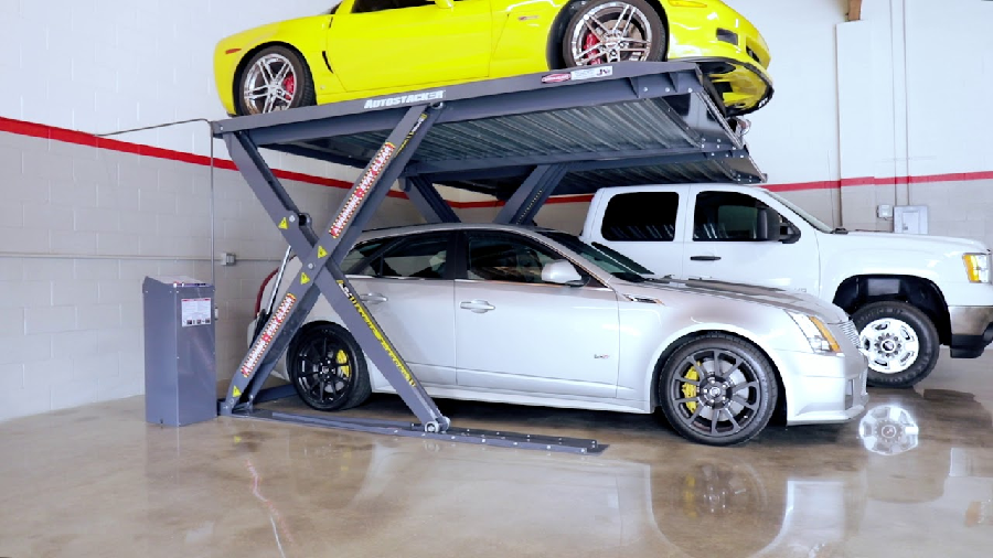 Some Advantages Of Car Parking Lifts
